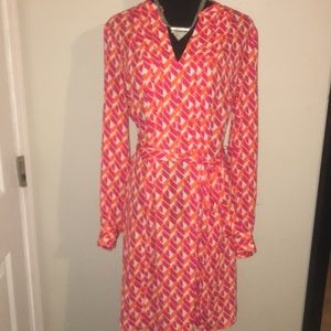 Banana Republic Geometric print Dress